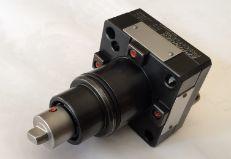 フローティング機構(特許)により回転振動・騒音・発熱の抑制する回転工具ホルダー